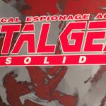 Coleccionando... Metal Gear Solid