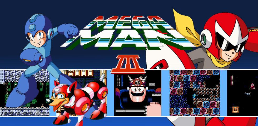 Megaman III. Cuando la dificultad no era una opción.